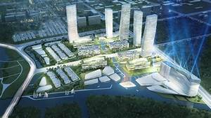 Wuxi Masterplan: Mixed Use Building Complex Proposal ...
