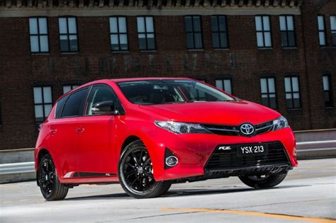 toyota corolla rz special edition launched forcegtcom