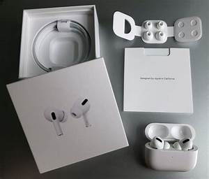 Manual For Apple Airpods Pro
