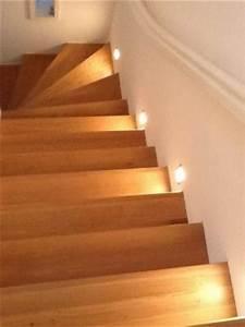 Led Beleuchtung Treppenstufen : treppe mit beleuchtung ansicht 4 ~ Sanjose-hotels-ca.com Haus und Dekorationen