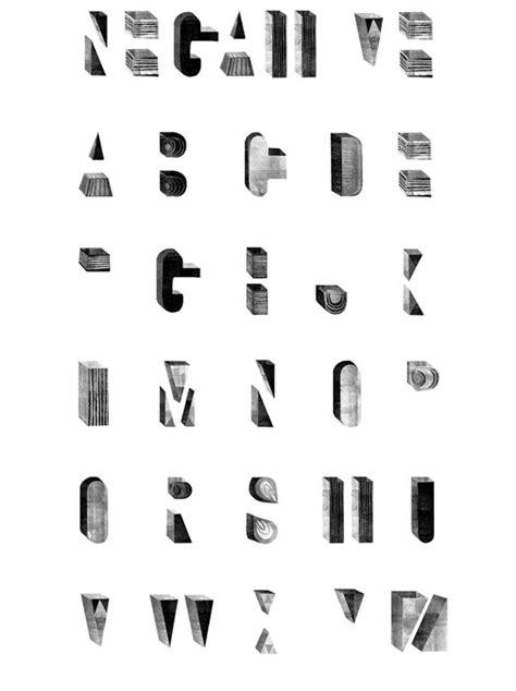 negative space letters design context negative space 82866
