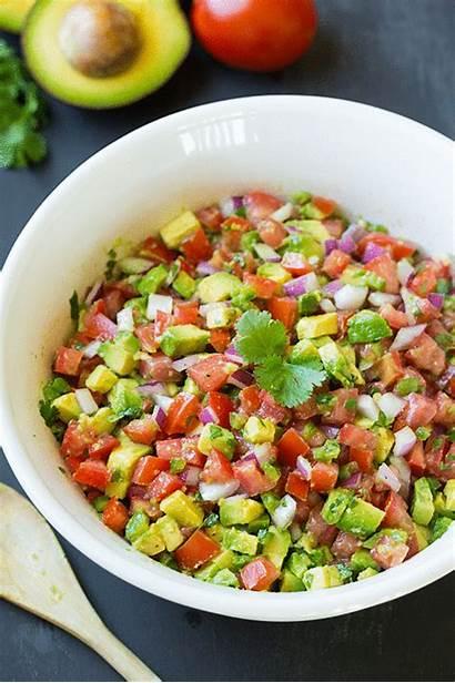 Avocado Salsa Healthy Recipes Recipe Eating Nutrition