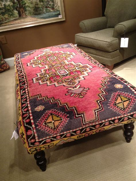 Ottoman Upholstery by Rug Upholstered Ottoman Furniture In 2019 Ottoman