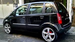 Fiat Idea 2006 Com Rodas Aro 20 U0026quot  E Pneus Rotalla 225  35  20