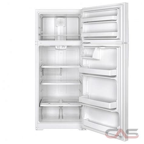 ge gtsgthww top mount refrigerator  width optional ice maker special order  cubic