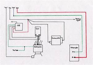 Air Cooled Vw Alternator Wiring Diagram