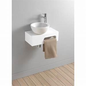 Lavabo Rectangulaire étroit : d couvrez tout sur le lavabo bricobistro ~ Edinachiropracticcenter.com Idées de Décoration