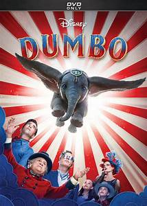 Dumbo DVD Release Date June 25, 2019