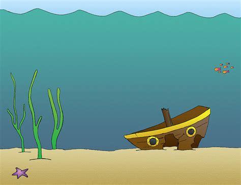 Underwater Ocean Clipart