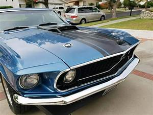 1969 Ford Mustang - SOLID AND RELIABLE FASTBACK Stock # 823201853JW for sale near Mundelein, IL ...