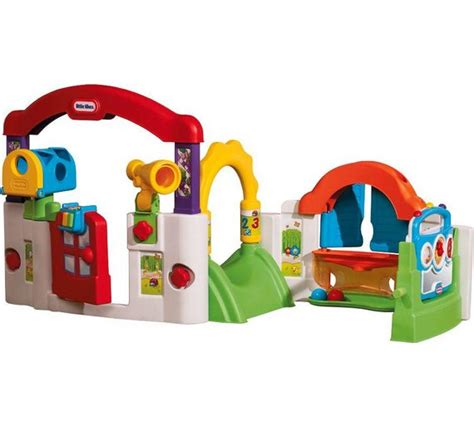 tikes activity garden buy tikes activity garden at argos co uk your