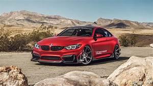 Ferrada Red Matte BMW M4 2 Wallpaper | HD Car Wallpapers ...  Red