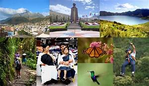 Ecuador: Regiones naturales A topnotch WordPress com site