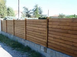 Brise Vue Bois Balcon : terrasse bois et brise vue ~ Edinachiropracticcenter.com Idées de Décoration