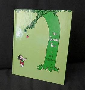 Book Cover Of The Giving Tree - Love's Photo Album