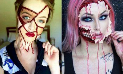 scary halloween makeup ideas page    stayglam
