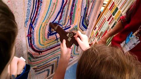 michael heilman  antique rug hooking tools youtube
