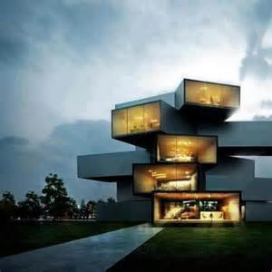 Modern Architectural House Ideas by Amazing Minimalist House Exterior Design Ideas For 2013
