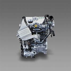 Toyota 8nr-fts 1 2l Turbo Engine Detailed
