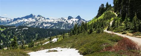 Mount Rainier National Park, Washington - Travel ...
