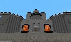 Lava Castle Minecraft Project