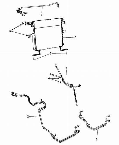 Cooler Oil Transmission Lines Ram Cooling Diagram