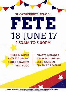 St Catherine's Fete - Sunday 18 June 2017
