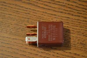 2004 Lincoln Town Car Fuse Relay 90987
