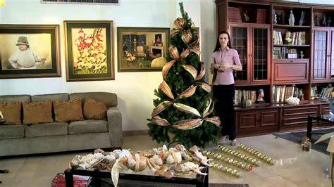 decoraci 243 n de 225 rboles de navidad 2011 de prati youtube