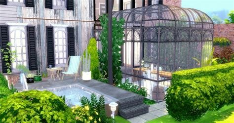 French House At Sims4 Luxury » Sims 4 Updates