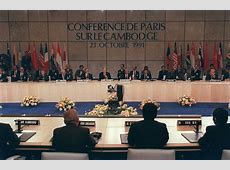 We'll always have Paris The peace accords, 25 years later