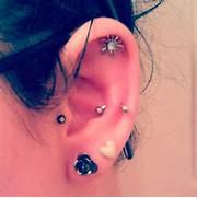 Ear Piercings Types