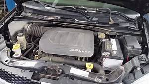 2014 Dodge Grand Caravan Engine Knock