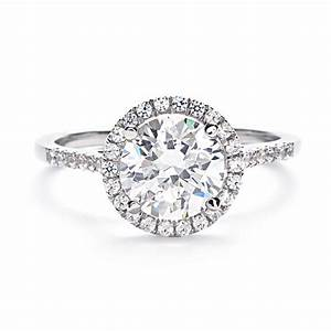 round halo diamond engagement ring diamonds are forever With halo diamond wedding rings