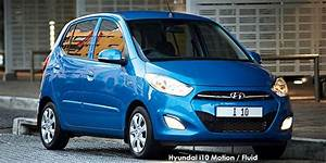 Hyundai I10 125 Fluid Auto Specs In South Africa Za
