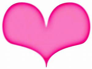 Light Pink Heart Clipart | Clipart Panda - Free Clipart Images