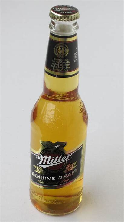 Miller Draft Genuine Coors Brewing Company Lager