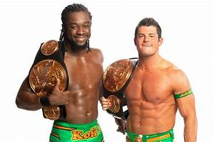 Kofi Kingston & Evan Bourne are former Tag Team Champion ...