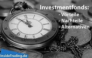 Walmdach Vorteile Nachteile : fonds vorteile nachteile und alternativen inside trading ~ Markanthonyermac.com Haus und Dekorationen