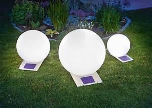 Gartenbeleuchtung Solar Kugel : solar gartenleuchten die top 5 solar ~ Sanjose-hotels-ca.com Haus und Dekorationen