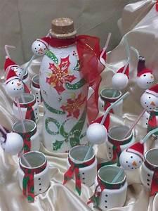 Decoración Navideña con papel, frascos, piñas, telas y botellas recicladas Ecología Hoy