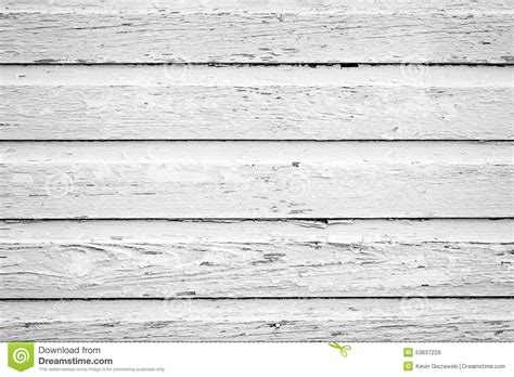 White Wooden Siding Stock Photo  Image 53637229