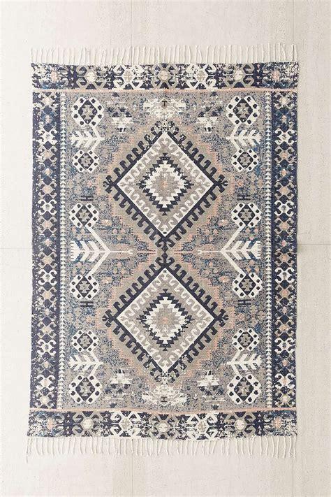 hana kilim printed rug tapis tapis kilim decoration salon