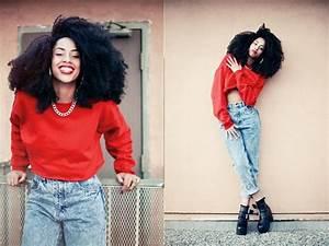 Big Hair & 90's style | Natural Hair & Beyond | Pinterest ...