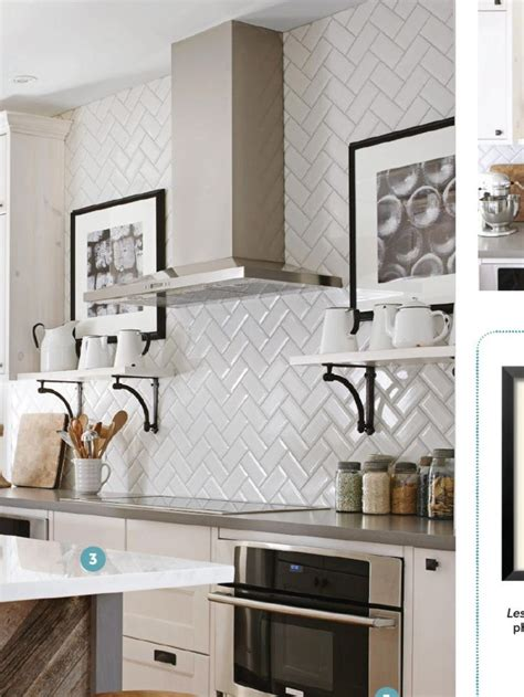 kitchen backsplash subway tile patterns 17 best images about tile back splashes on 7705