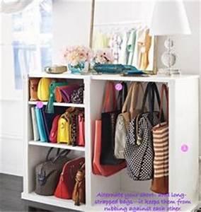 Taschen Aufbewahrung Selber Machen : die 31 besten bilder von handtaschen aufbewahrung handtaschen aufbewahrung organisationstipps ~ Orissabook.com Haus und Dekorationen