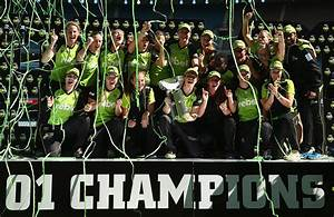 Updated WBBL|02 squads for each club | Big Bash League BBL