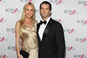 Donald Trump Jr.'s wife Vanessa files for divorce - NY ...