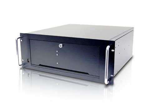slots industrial pc rackmount chassis   istarusa