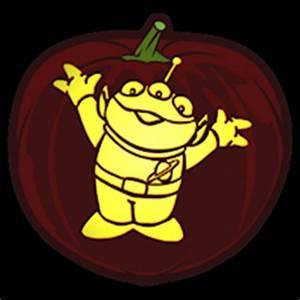 toy story alien co stoneykins pumpkin carving patterns With buzz lightyear pumpkin template